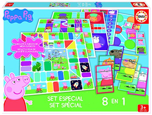 jeu peppa pig top 10 pop tv toys. Black Bedroom Furniture Sets. Home Design Ideas