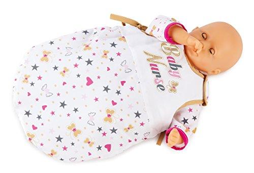Baby Nurse 220307 Turbulette pour Poupon Smoby
