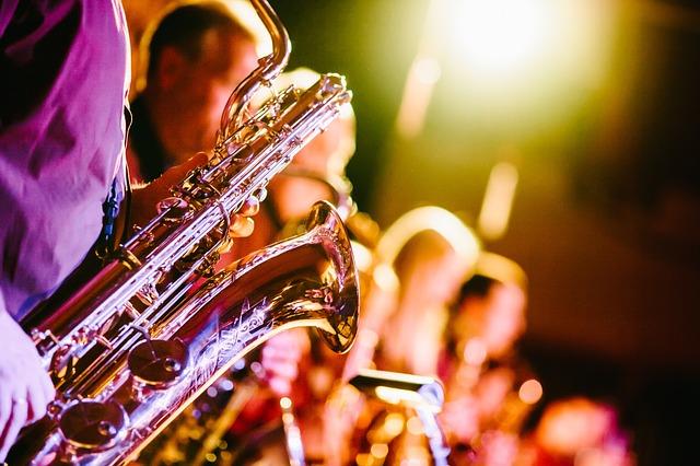 bande, musique, instruments de musique