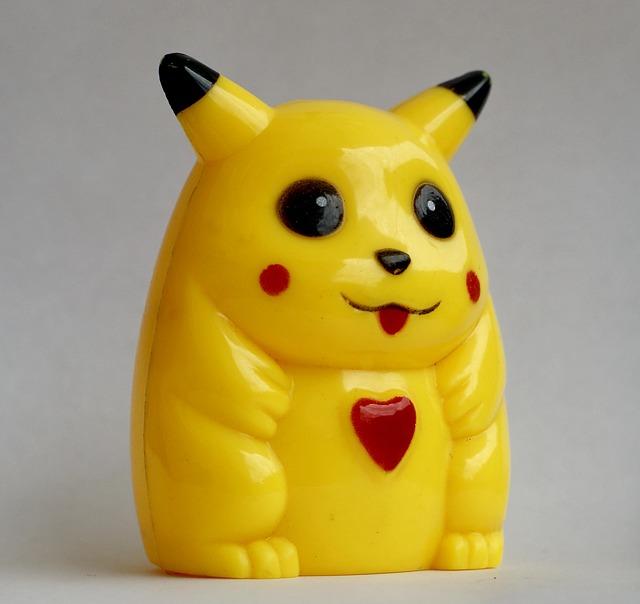 pikachu, pokemon, mascotte