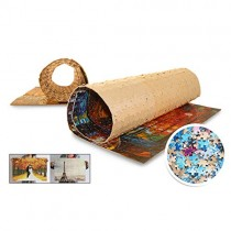 Bois 500/1000/1500/2000/3000/4000/5000/6000 Pièces for Adultes Puzzle Dream Love Superbe Brillant Starry Sky Jouets Éducatifs 115 (Color : B, Size : 6000 Pieces) – Divertissement pour enfant
