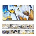 ZNYB Toile ImpriméE Murale Plume Design décoration Murale Peinture à l'huile Peinture à l'huile Moderne sur Toile Peinture Abstraite Pop Art Pas Cher peintures Modernes – Jouets pour enfant