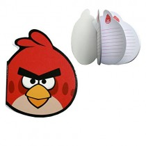 Carnet Angry Birds – Top 10