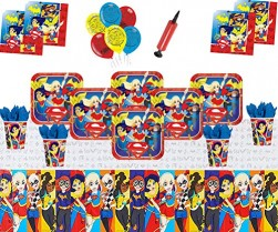 Assiette DC SuperHero Girls – Top 10