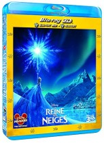 Blu-Ray Reine des Neiges – Top 10