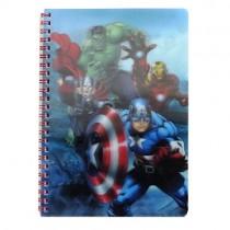 Carnet Avengers – Top 10