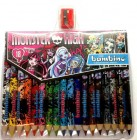 Crayons Monster High – Top 10