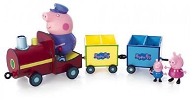 Train Peppa Pig – Top 10