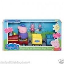 Train Peppa Pig