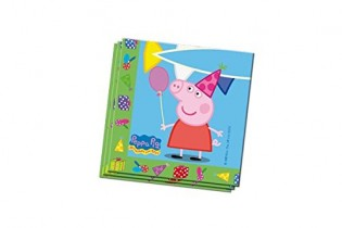 Serviette Peppa Pig – Top 10