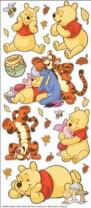 Stickers Winnie l'ourson – Top 10