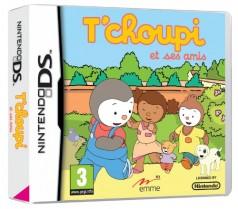 Jeux vidéos Tchoupi Nintendo DS